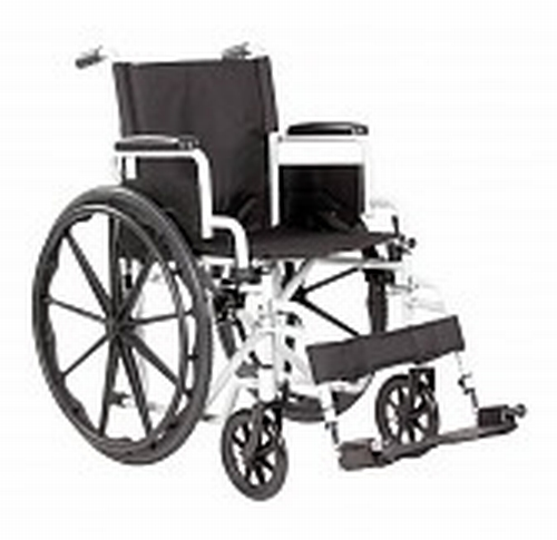 Vele modellen rolstoelen en loophulpen op aanvraag